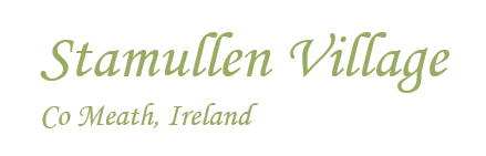 Stamullen Village, Co Meath, Ireland